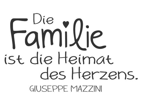 Familien Spruch