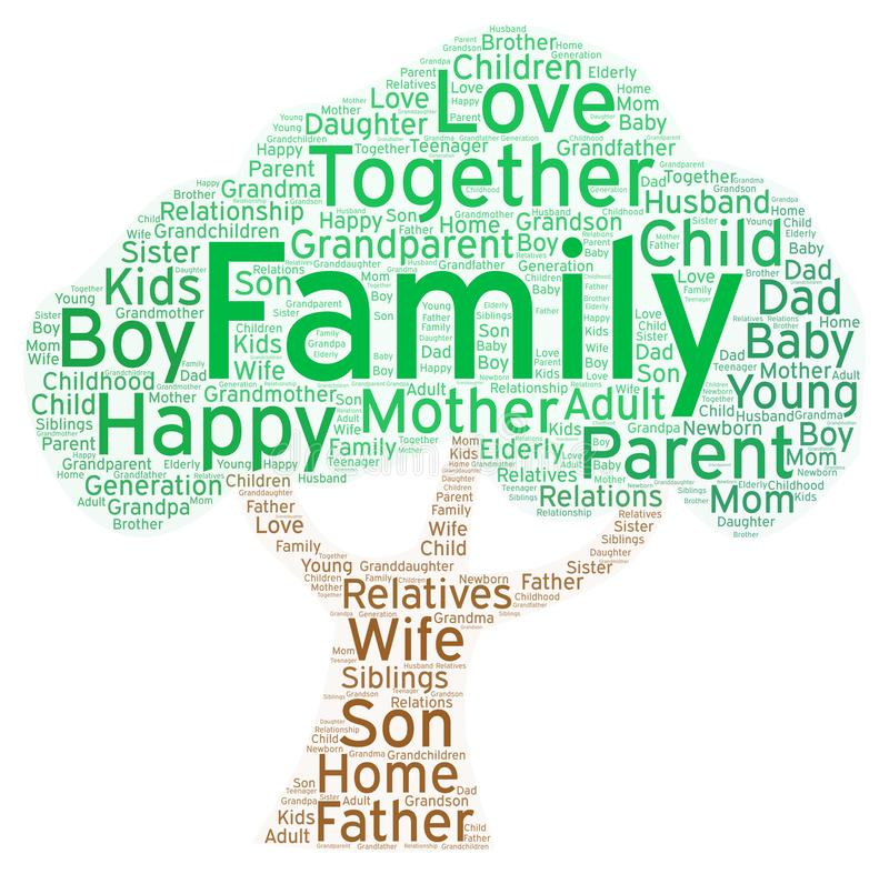 Ein Familien Baum