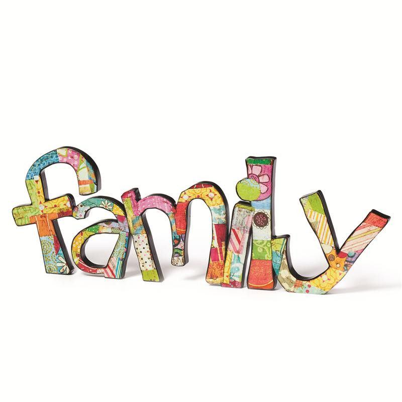Familie ist meine Heimat