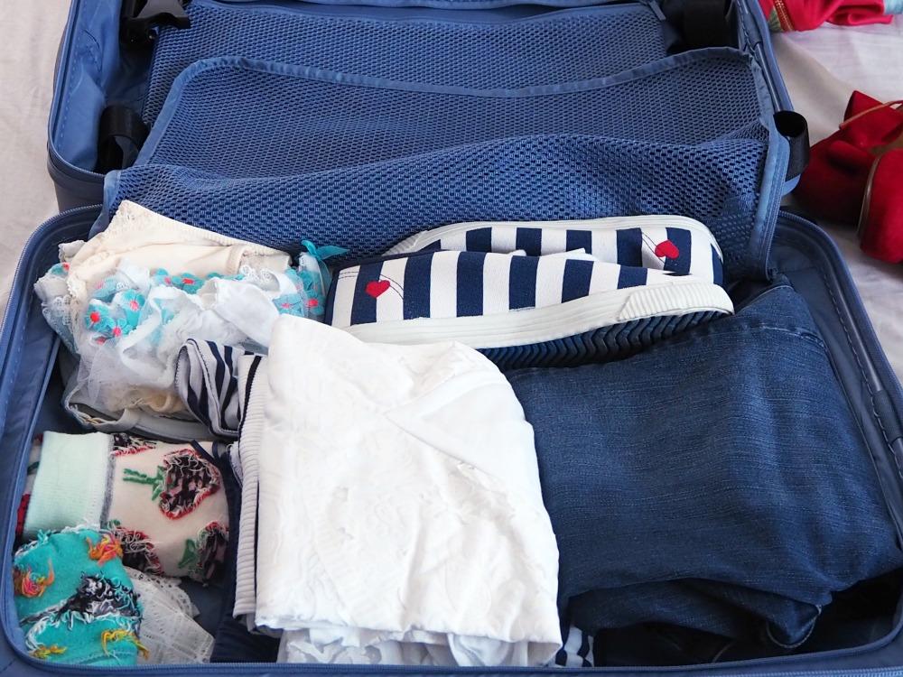 Koffer öffnen