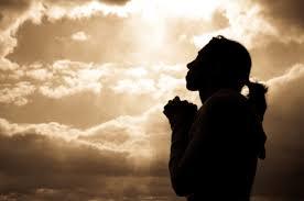 Ein Gebet zum Gott