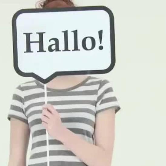 Hallo, wollen wir Deutsch lernen