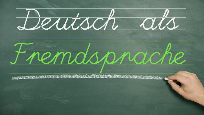 Fremdsprache - Deutsch