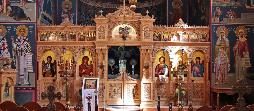 Ortodoxische Kirche