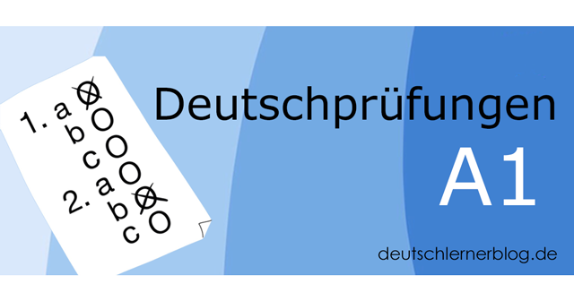 Sprachzertifikat A1