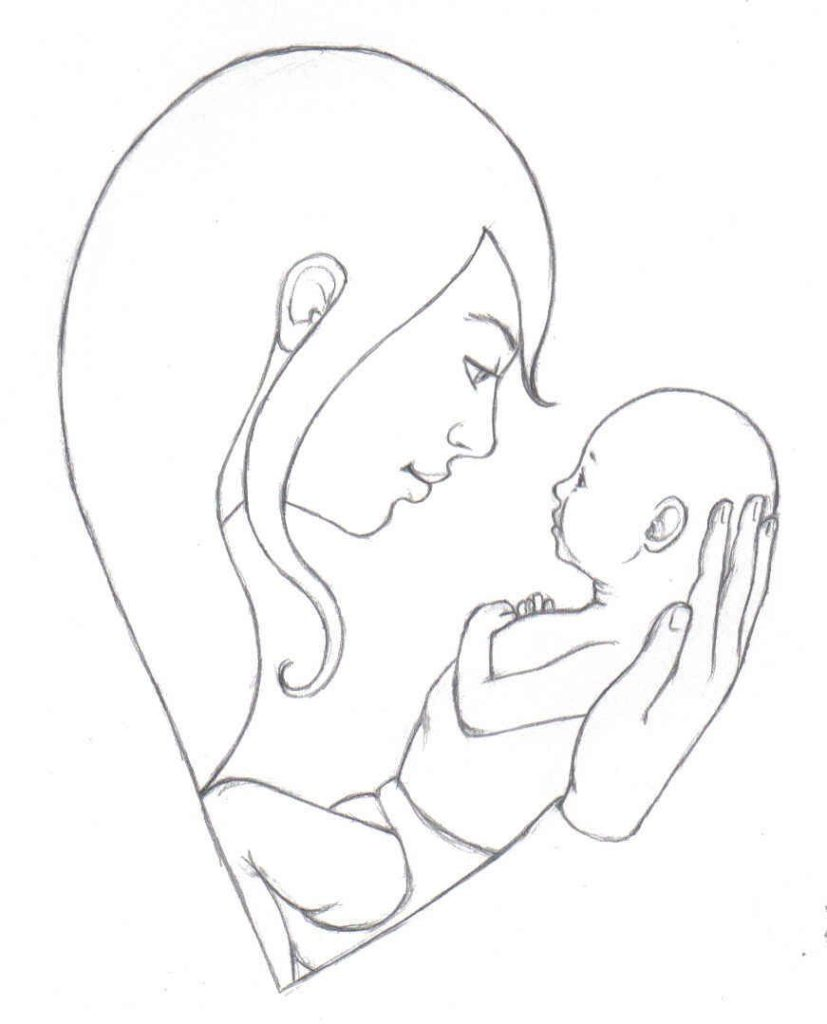 Mama, ich liebe dich