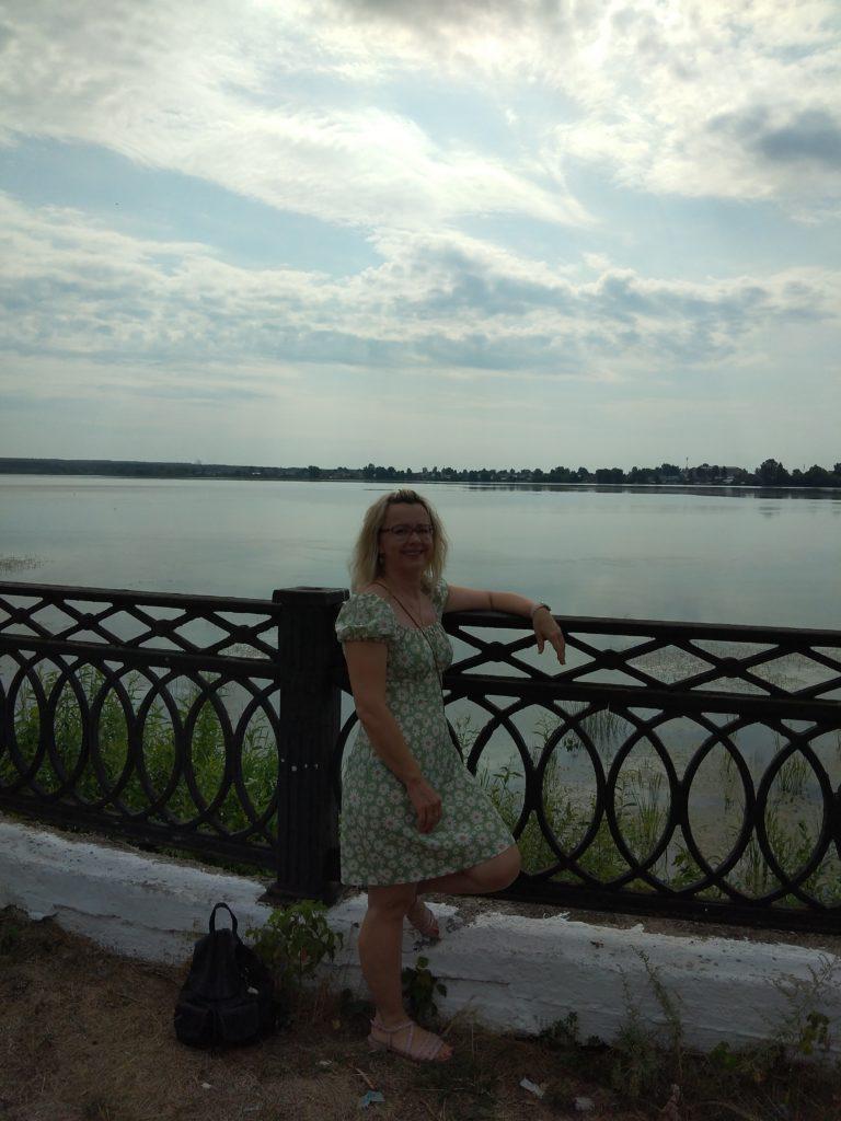 Камбарский пруд - место моего детства.