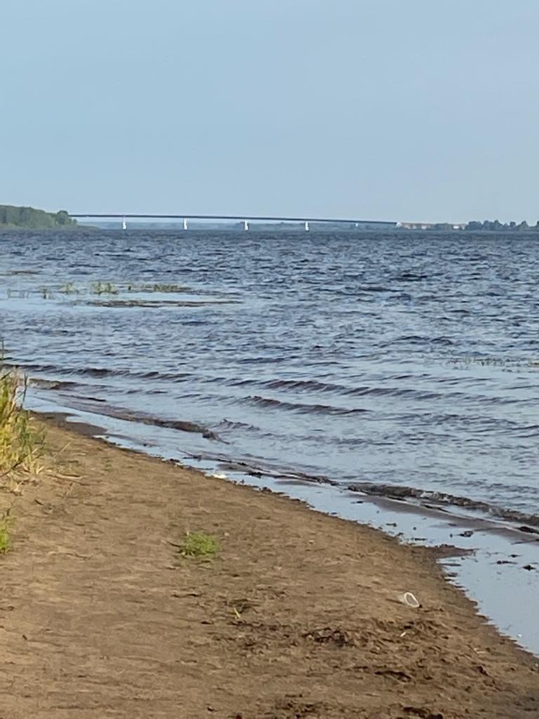 Камушка - Река.